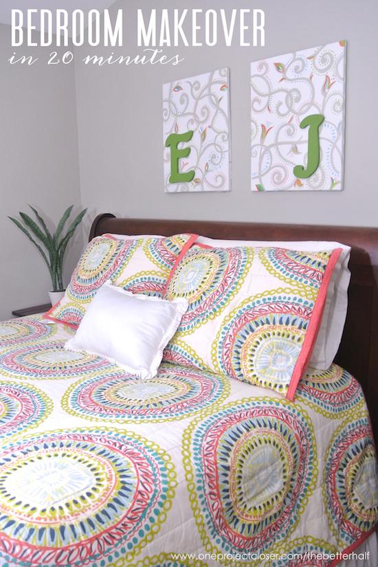 bedroommakeover