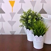 DIY Stencil Wall with Royal Design Studio