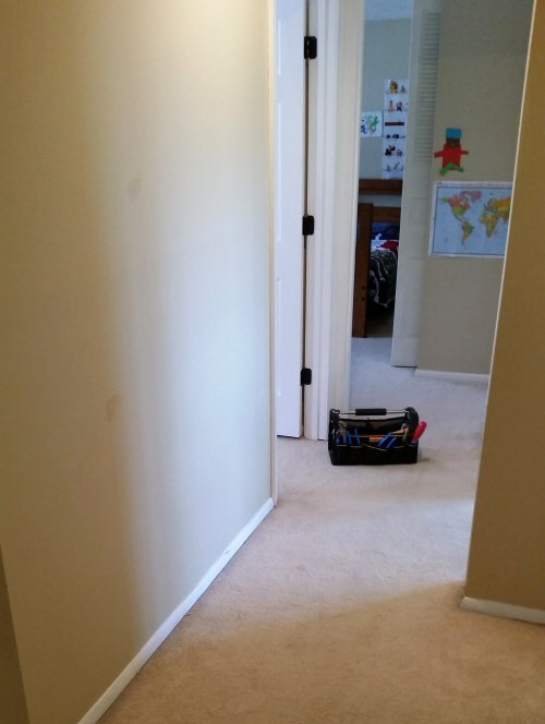 1 - Ryan Shanendoah Upstairs Hallway