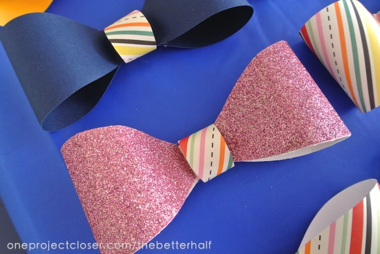 mad-scientist-party-ideas-bow-tie-One-project-closer