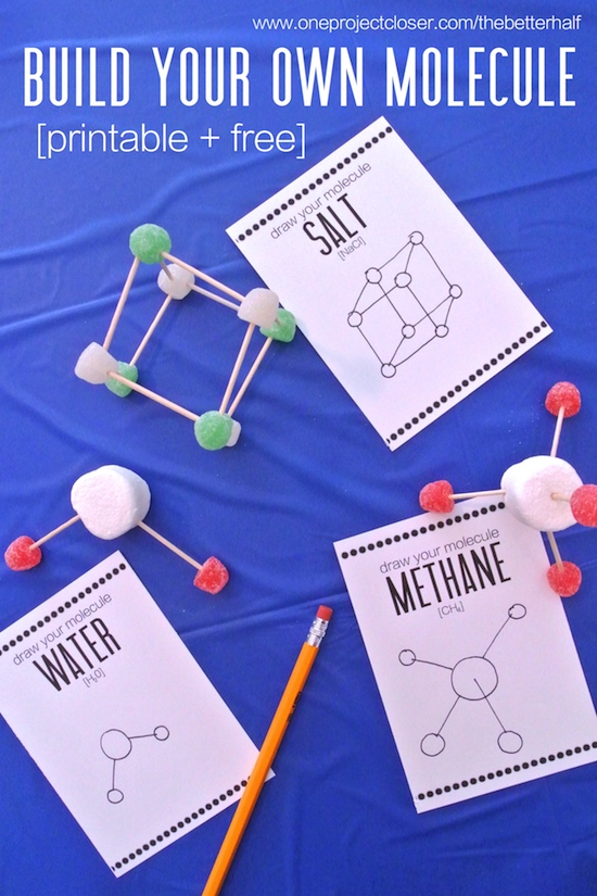 Fabulous Scientist Party Ideas One Project Closer