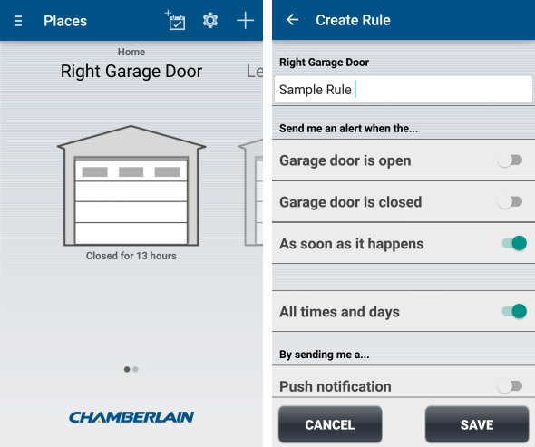 Chamberlain 1 1 4 Hp Myq Wifi Garage Door Opener Review