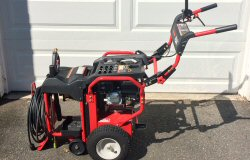 Troy Bilt FLEX Yard Care System Pressure Washer Review