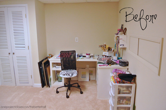 Before-craftroom-makeover-from-One-Project-Closer