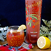 Ningxia Red Spritzer: The Perfect Non-Alcoholic Holiday Punch
