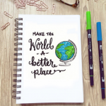Free Hand-lettered Printable from One Project Closer