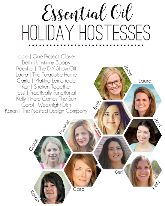 Holiday-Hostess-with-Essential-Oils-One-Project-Closer
