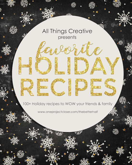 Holiday-Recipes-One-Project-Closer