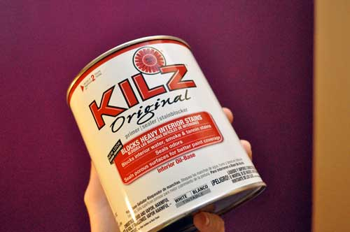 Primer Worth the Price? Valspar, Behr, and Kilz Review - One ...