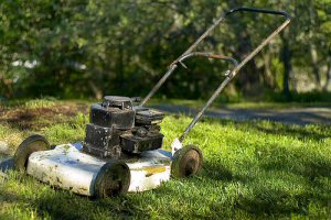 Help! I Poured Oil into the Gas Tank of a Lawnmower - One