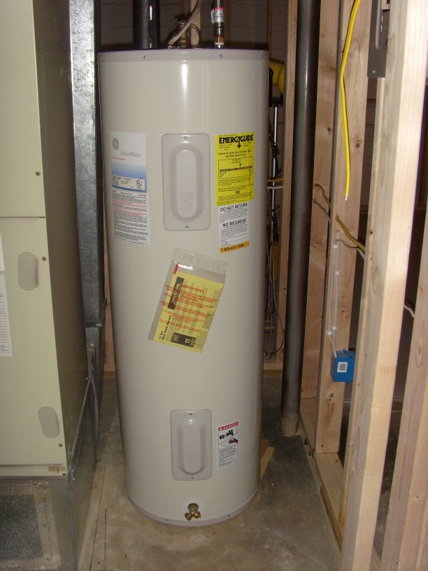 Adjust Electric Water Heater Temperature  Step