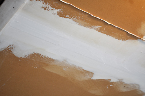 Paint To Hide Defects Dents And Dings One Project Closer