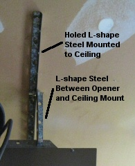 steel-ceiling-mount
