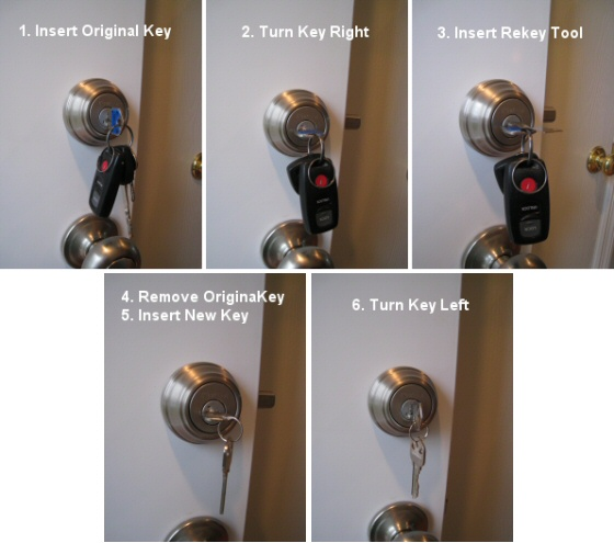 quick review kwikset 39 s new smartkey knob and deadbolt. Black Bedroom Furniture Sets. Home Design Ideas