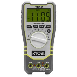Tek4 digital multimeter