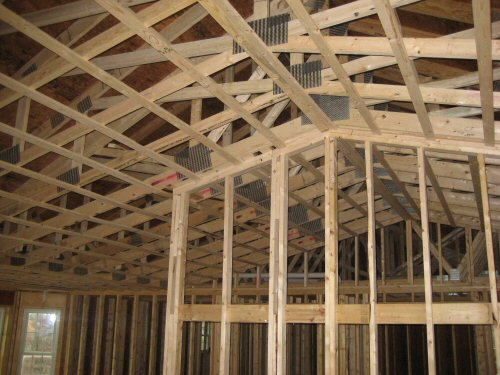 Vaulted Ceiling Joists