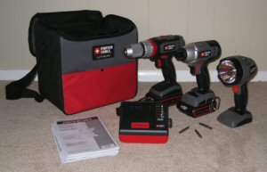 Porter cable 18v li-ion cordless drill review.