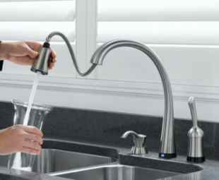 Delta ToucH2O Faucet Review