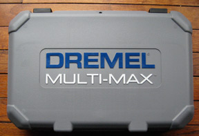 Dremel Multi-Max Case
