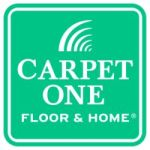Carpet One Floor and Home Logo