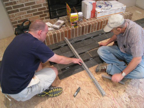 level-a-subfloor-using-shingles