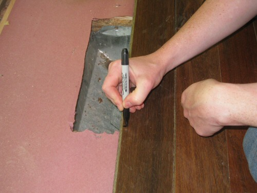 Install Hardwood Floors Around Heating