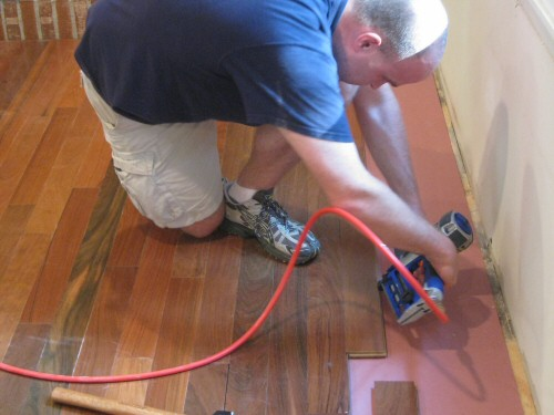 What Is Blind Nailing In Hardwood Floor Installations One Project