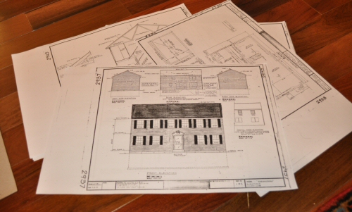 ryan homes blueprint