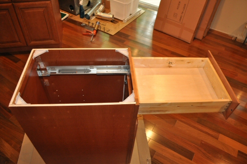 drawer boxes for kitchen cabinets build diy solid wood kitchen cabinets from ipc society 8823
