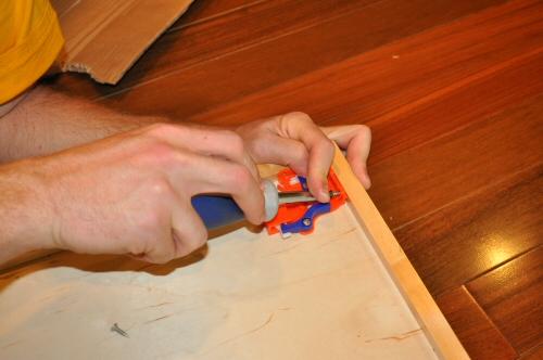 plastic soft-close drawer catches