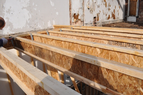 wood-i-joist-plywood-preparation