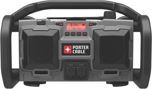 Porter Cable JobSite Radio