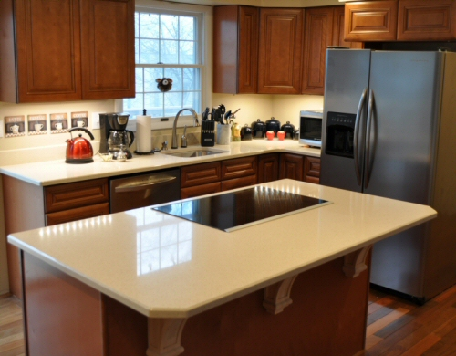 Dupont Zodiaq Countertop Installation Review One Project Closer