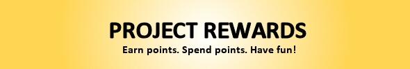 Project Rewards Header