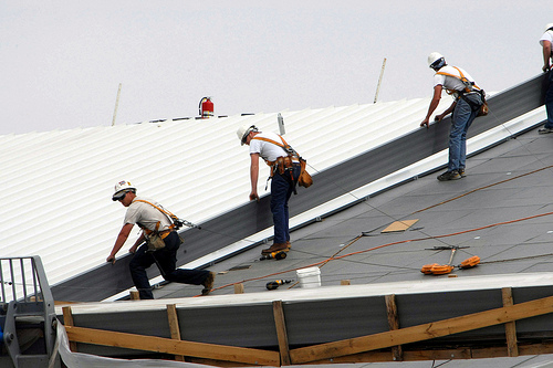 Comparing Cool Roofs Vs Hot Roofs One Project Closer