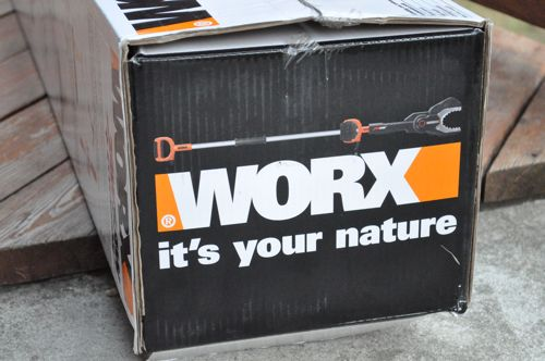Worx jawsaw chainsaw review video one project closer the greentooth Choice Image
