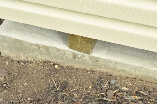 How To Anchor A Shed Concrete Foundation One Project