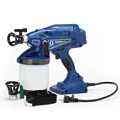 Graco Truecoat Plus Paint Sprayer Review One Project Closer