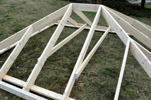 How To Build A Shed With A Record 100 Pics Vids And