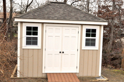 How to Build a Shed (with a Record 100+ Pics, Vids, and Diagrams ...