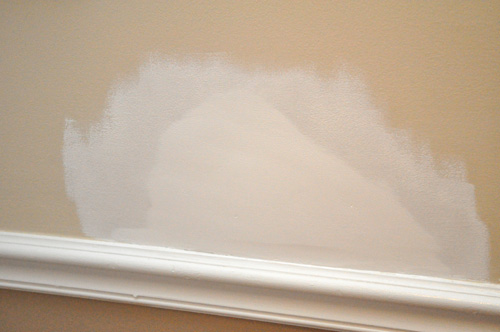 patch sheetrock hole wall