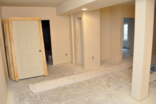 SaveHow to Install Pre Hung Doors   One Project Closer. Ez Hang Exterior Door. Home Design Ideas