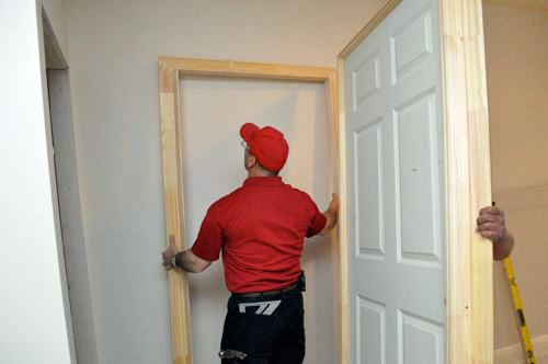 How To Install Pre Hung Doors One Project Closer