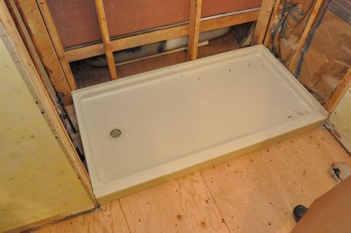 How to Remodel a Bathroom from the Ground Up - One Project Closer