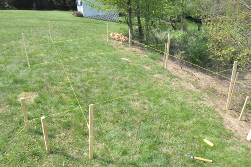 how to build a post foundation