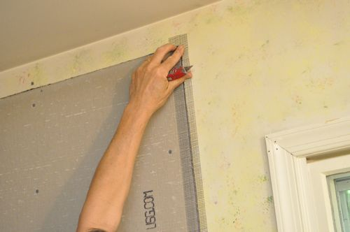 Bathroom Wall Floor Joint : How to tile a bathroom shower walls floor materials