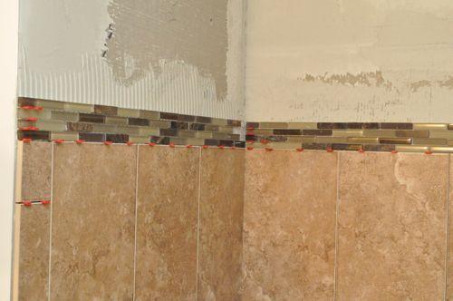 How to Tile a Bathroom, Shower Walls, Floor, Materials (100 pics ...