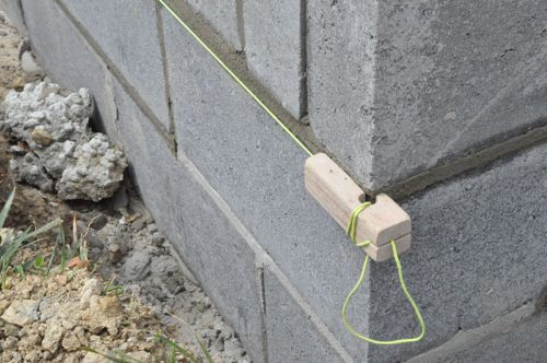 Wondrous How To Build A Concrete Block Foundation One Project Closer Wiring Cloud Hisonuggs Outletorg
