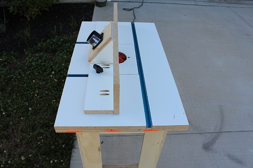 How To Build A Router Table One Project Closer - Making-router-tables
