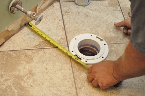 Replacing a bathroom sink